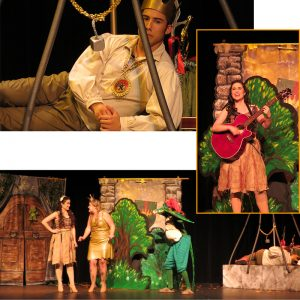 The Paper Bag Princess: A Musical by To Be Determined Theatre